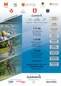 Garmin Iron Triathlon Stężyca - 29.06.2019