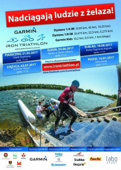 Garmin Iron Triathlon Stężyca - 02.07.2017